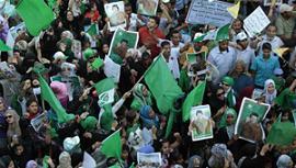 libia folla