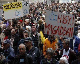 ungheria proteste