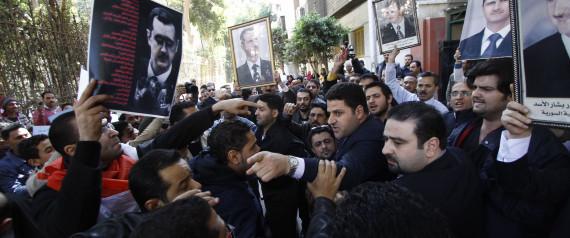 syria proteste