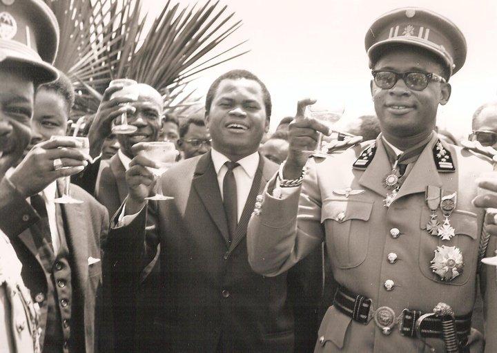 Tshisekedi mobutu