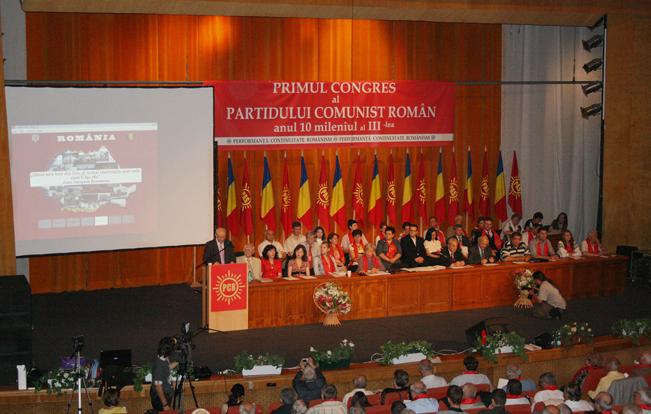 comunisti romani congresso