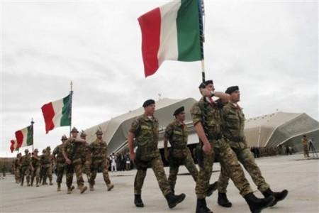 militari parata