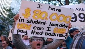studente debito