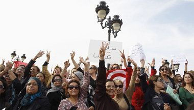 tunisia donne