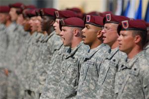 soldati usa giuramento