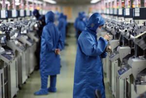 cina industria tecnologica