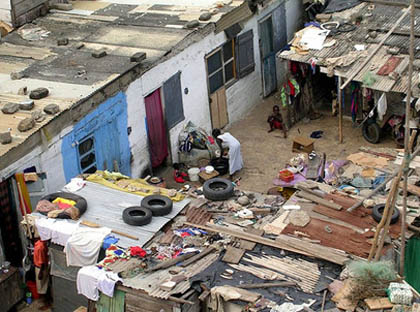 poverta mondo