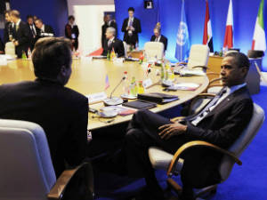obama g8 campdavid 2012