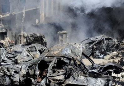 siria esplosioni