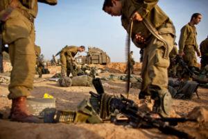 gaza soldati israele