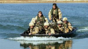 incursioni marine sioniste