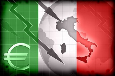 recessione italia