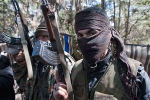 siria guerriglieriarmati
