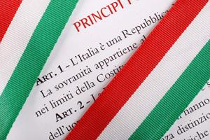 costituzione tricolore