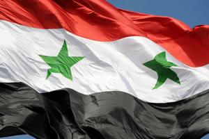 siria bandiera repubblica