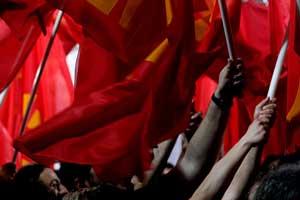 bandiere braccia