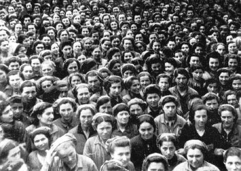 donne sciopero 1943