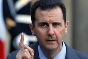 Assad ditoalzato