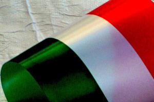 apicella bandiera italia rotolo