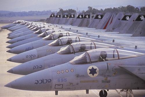 f16 israele