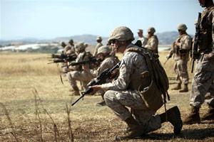 marines linea