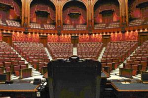 parlamento poltrona