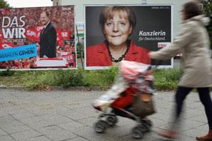 elezioni germania2013 cartelli