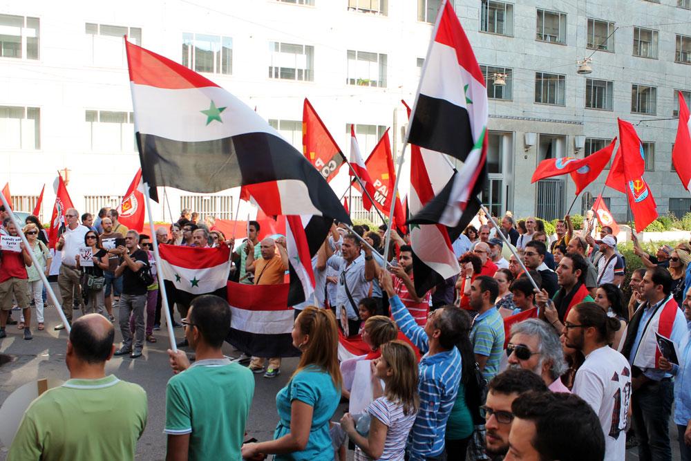siria presidio milano