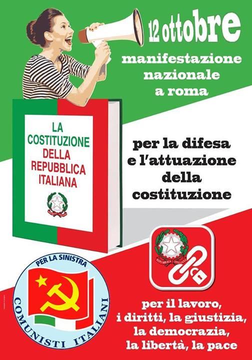 pdci 12ottobre roma