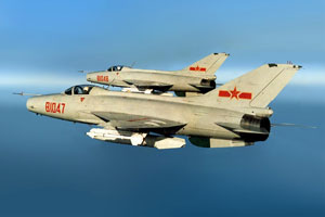 china airforce