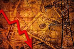 crisi economica grunge