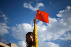 china flag oct2013