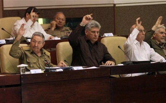 cuba parlamento voto
