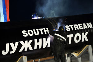 southstream pipeline workers