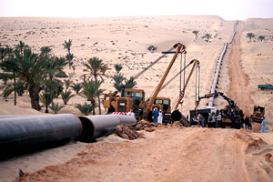 tunisia-126 gasdotto