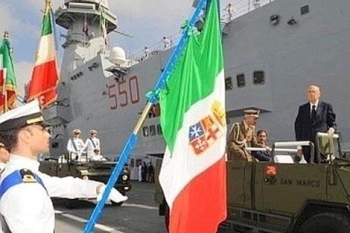 napolitano bandiera marina