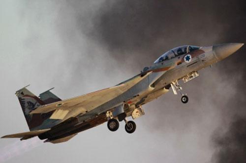 caccia israel
