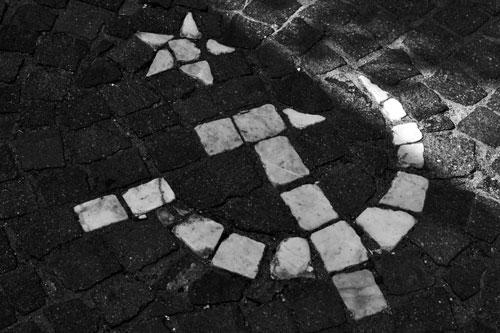 falcemartello mosaico