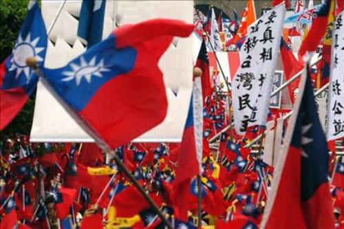TAIWAN - 1110 - Campagna