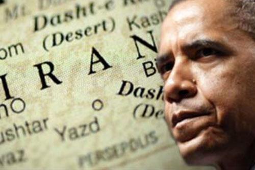 iran obama
