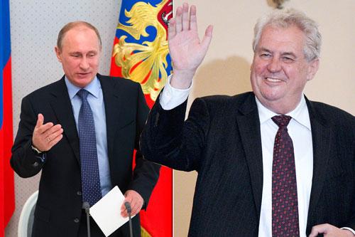milos-zeman-prezident-zofin-putin-rusko-kgb