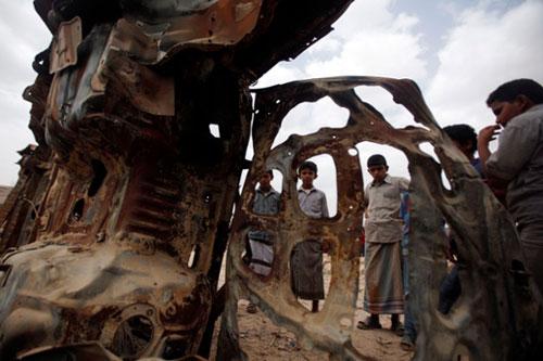 pakistan drone bombing