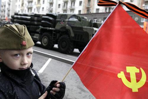 bambino victory-day-parade