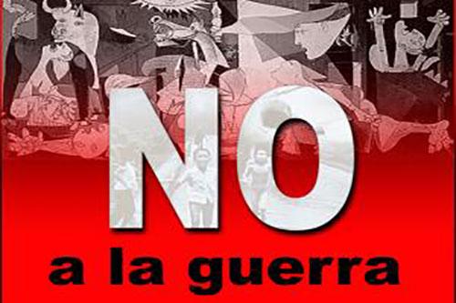 no-guerra