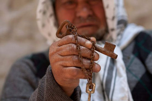 palestinese chiave