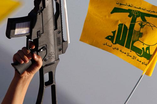 hezbollah bandiera