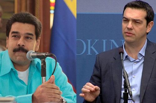 maduro tsipras