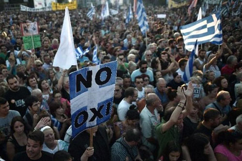 oxi grecia folla