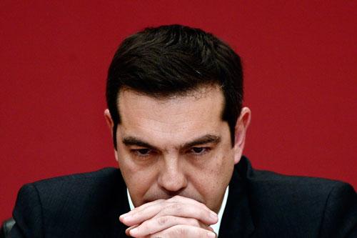 tsipras sad