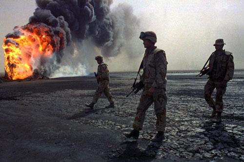 golfo guerra